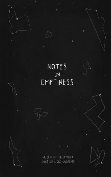 View Notes on Emptiness by Kinsey Lahn