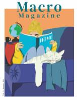 Macro, Vol. 6, Autumn, 2021, Home book cover