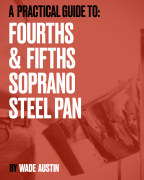 A Practical Guide To Fourths And Fifths Soprano Steel Pan book cover