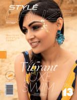 SEPTEMBER 2021 Issue (Vol: 13) | STYLÉCRUZE - Swim Wear book cover