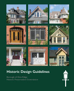 Glen Ridge Historic Design Guidelines book cover