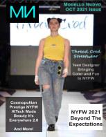 Modello Nuovo October Issue book cover