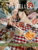 The Teller: Issue No. 19 Community book cover