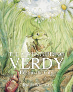 The Adventures of Verdy, Lost in the City book cover