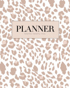 Planner (Arbonne) - 2022 (Leopard - Soft Cover) book cover