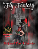 Fly Fantasy 4 book cover