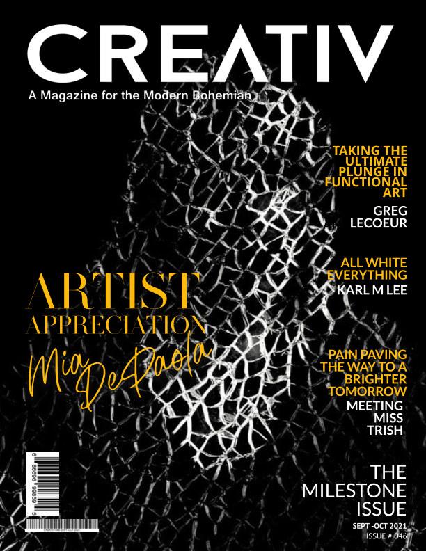 View Creativ Magazine Issue #46 by Creativ Magazine Inc