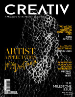 Creativ Magazine Issue #46 book cover