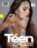 OCTOBER 2021 Issue (Vol: 81) | TÉENCRUZE Magazine book cover