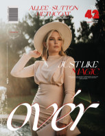 OCTOBER 2021 Issue (Vol – 42) | OVER Magazines book cover