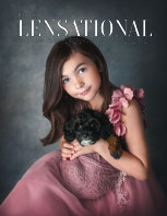 LENSATIONAL Model and Photographer Magazine #114 Issue | Pet - October 2021 book cover