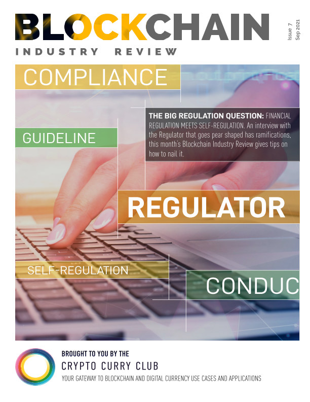 View Blockchain Industry Review, Issue 7, September 2021 by Crypto Curry Club