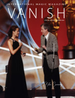 Vanish Special Edition Mike Caveney book cover