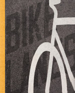 Bike Lanes - Hard Cover Standard Edition book cover