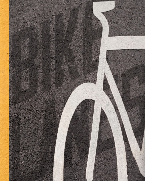 View Bike Lanes - Soft Cover Standard Edition by Roy Symons