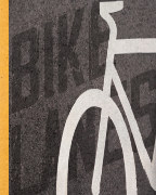 Bike Lanes - Soft Cover High Quality Edition book cover