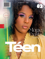 OCTOBER 2021 Issue (Vol: 82) | TÉENCRUZE Magazine book cover