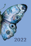 Indigo Song 2022 Diary book cover