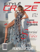 OCTOBER 2021 Issue (Vol: 152) | STYLÉCRUZE Magazine book cover