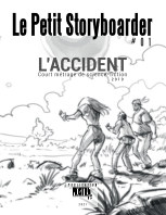 Le Petit Storybarder #1 book cover