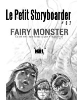 Le Petit Storybarder #2 - Fairy Monster book cover