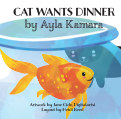 Cat Wants Dinner book cover